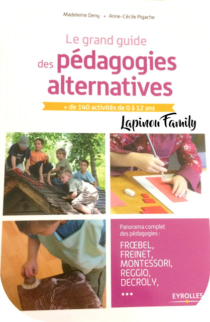 le grand guide des pedagogies alternatives