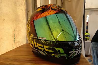 Tips menghitung ukuran kepala agar membeli helm yang pas.