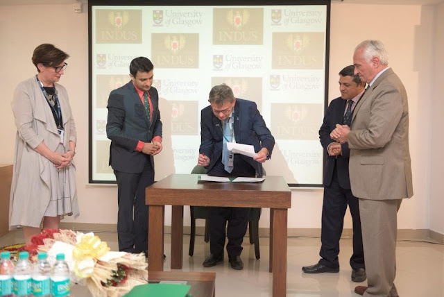 Indus Training & Research Institute partners with University of Glasgow to foster innovation in schools