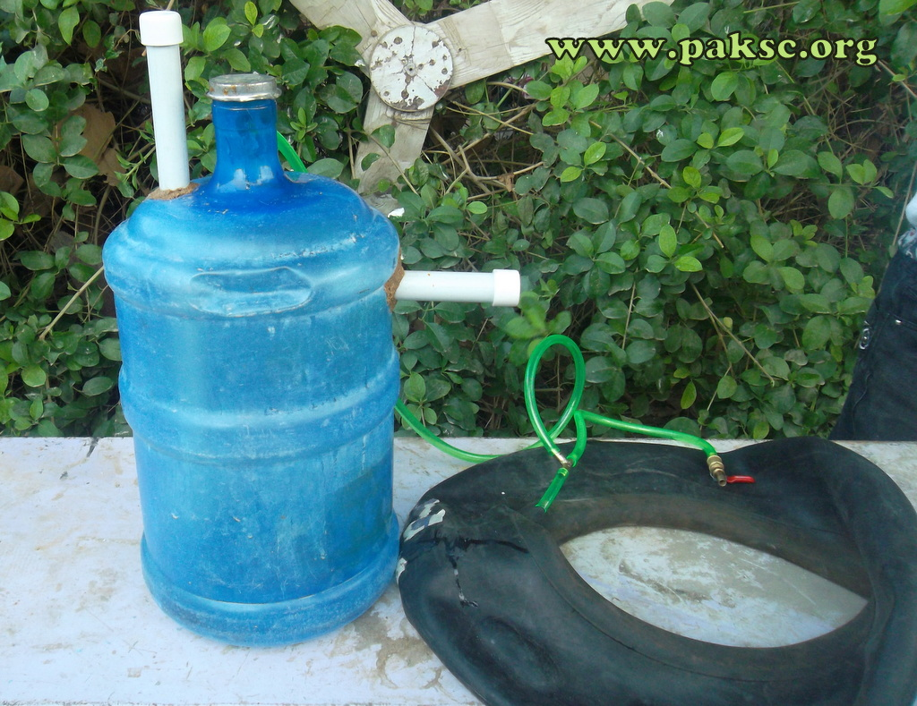 Mini Biogas Digester Project Photo Gallery ~ Biogas Plant
