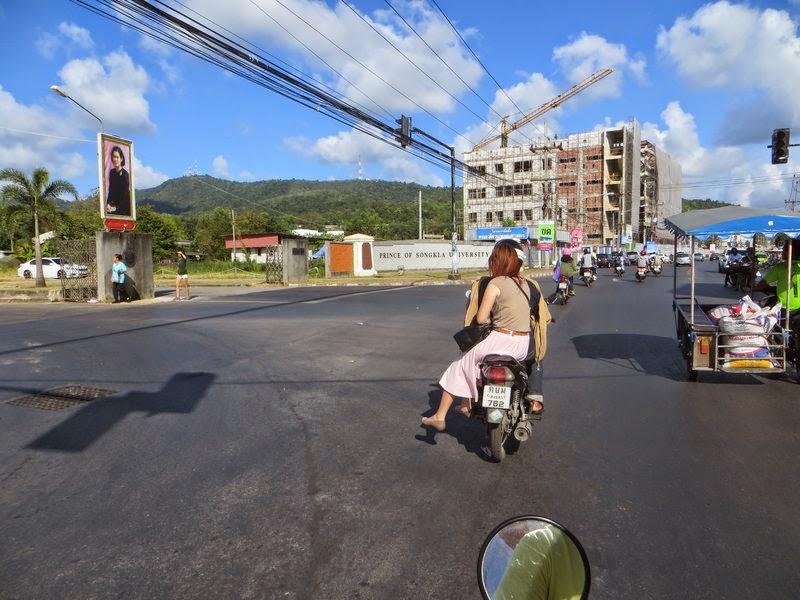 скутеры в Таиланде