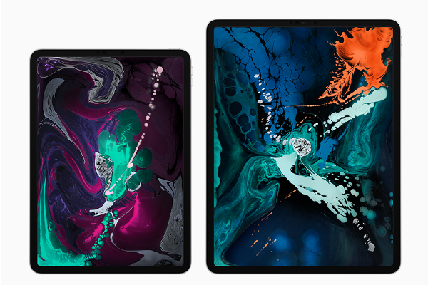 APPLE debuts iPad Pro (2018) with 11-inch and 12.9-inch Liquid Retina display, A12X Bionic chip and Face ID