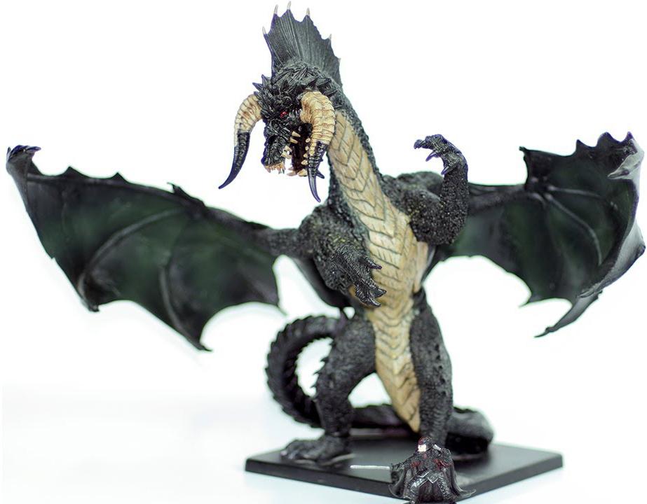Canor Morum: D&D Minis Dragon Roundup: Chromatic Edition