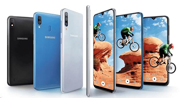 Galaxy a30 و Galaxy A50