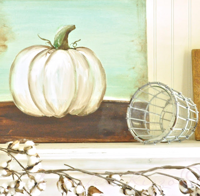 How to paint a pumpkin canvas, art skills not required!!!By jennifer rizzo