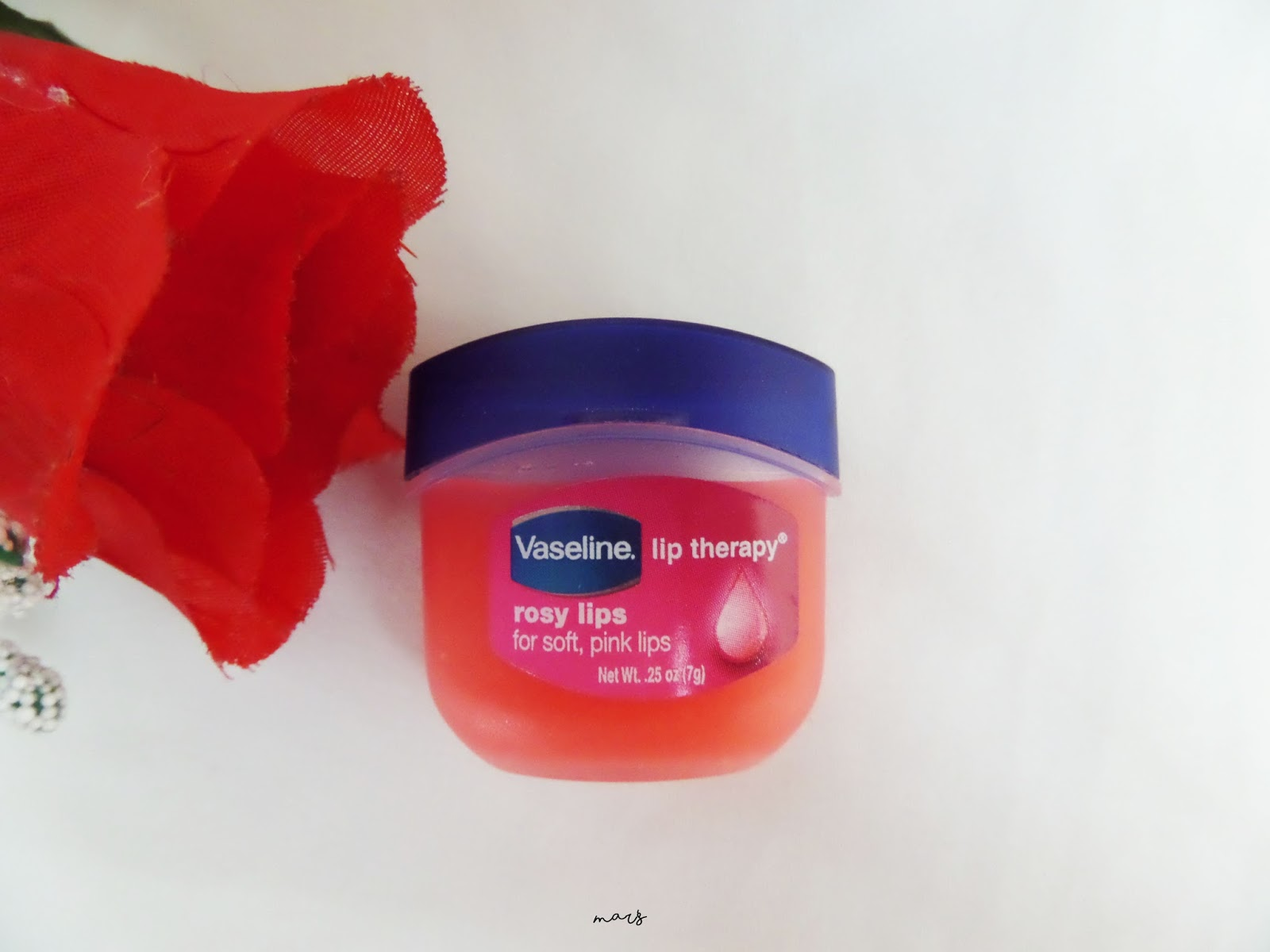 REVIEW: Vaseline Lip Therapy Rosy Lips - My Lips Essential