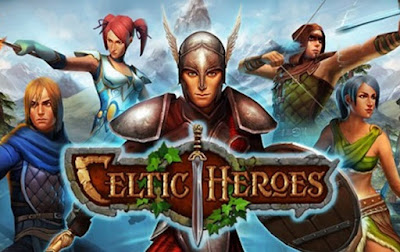 download Game 3D MMO Celtic Heroes v1.18 Apk Obb Full Data Android Versi Terbaru