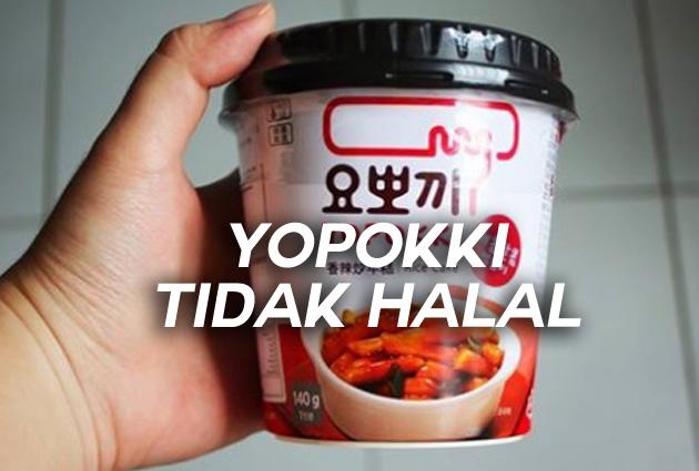 yopokki malaysia tidak halal