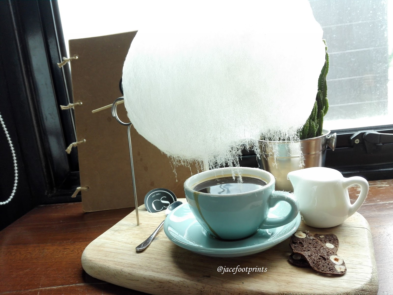 Jb Malaysia Coffee Signature Container Cafe In Pelangi Johor Just Another Delicious Experience Around The World