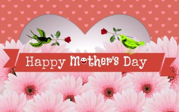 Wallpaper: Happy Mothers Day
