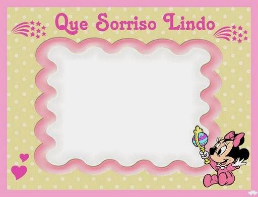 Minnie Baby Free Printable Photo Album Oh My Fiesta In