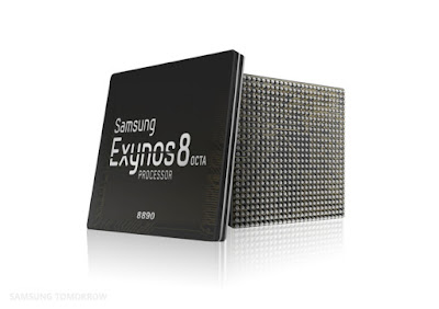 Chipset Samsung SoC Exynos 8890