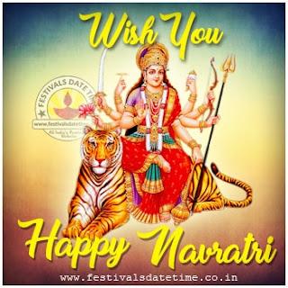 Happy Navratri Wallpaper Free Download 2