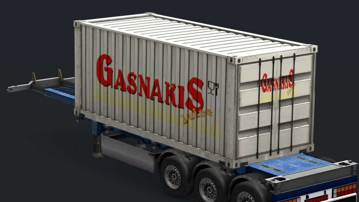 GasnakiS Container