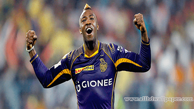 Andre Russell High Quality Hd Wallpapers