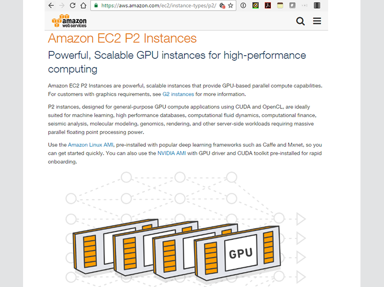 Converge! Network Digest: AWS Adds High-Powered NVIDIA GPUs