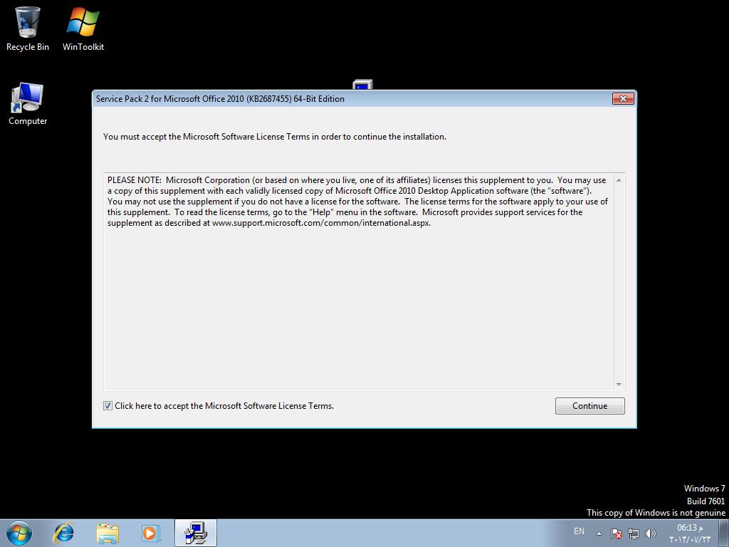 Microsoft Office 2010 x86 Service Pack 2 (Sp2) Terbaru ...