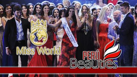 Miss World Italy 2018