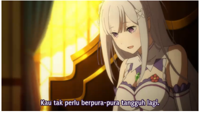 Download Anime Re:Zero kara Hajimeru Isekai Seikatsu Episode 8 Subtitle Indonesia