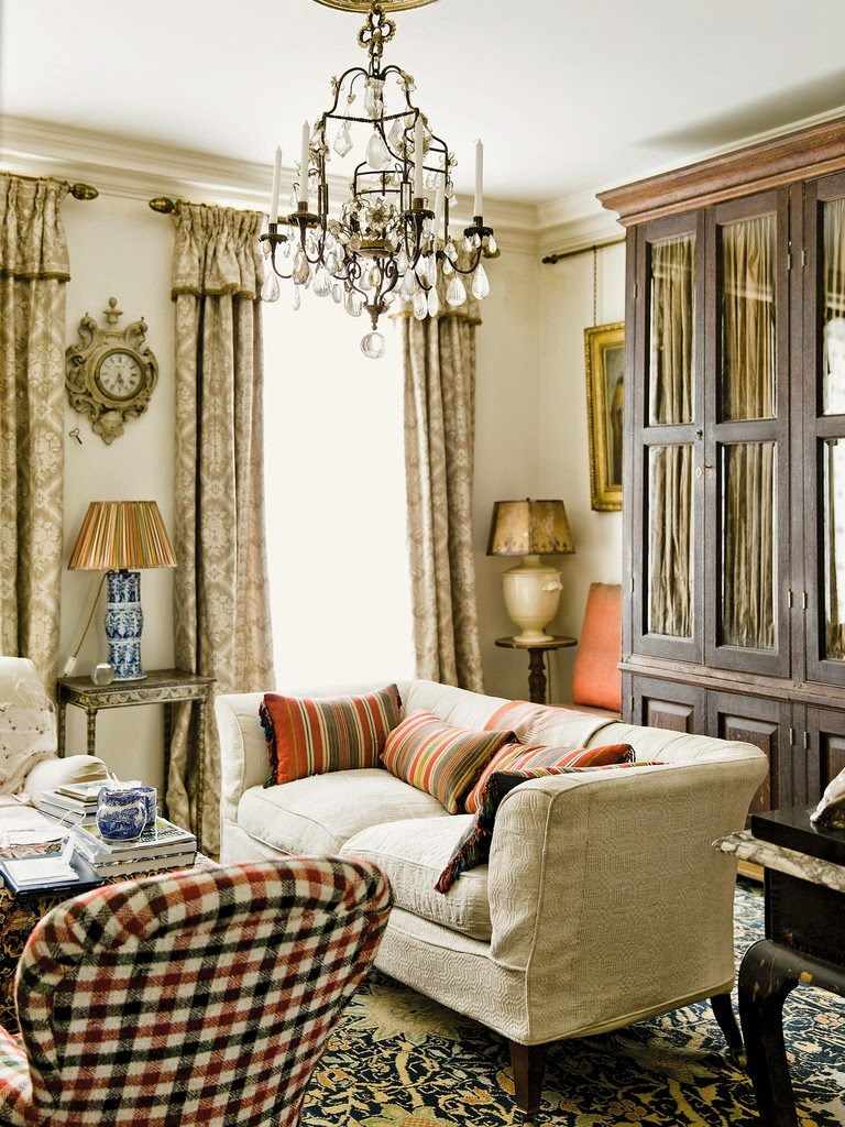 Decor Inspiration A Country Home At Home And Away With
