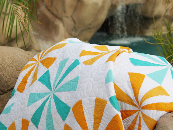 Beach Umbrellas Quilt