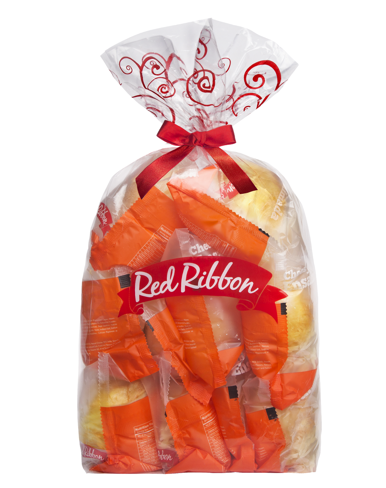 Drop by any Red Ribbon store and bring home the lambing of the Pasalubong  Packs today. Visit redribbonbakeshop.com.ph to discover more Red Ribbon  treats. fcaa84b92966f