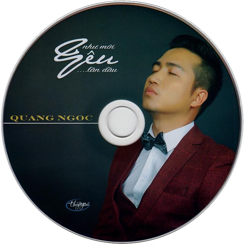 Thúy Nga CD - Quang Ngọc - Như Mới Yêu Lần Đầu (NRG)