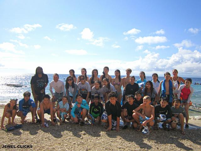 Quality Schools International Shenzen China Team Building trip in Cebu Philippines