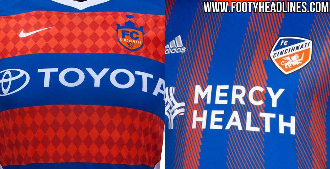 2082f5443 With Adidas having released the inaugural MLS jerseys for FC Cincinnati