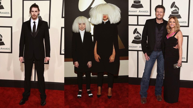 Hozier, Sia, Blake Shelton e Miranda Lambert