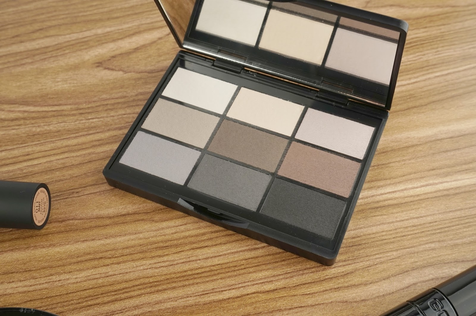 GOSH Cosmetics core products review 9 shades to be cool in copenhagen