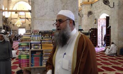 Syekh Amr Abu Sarah