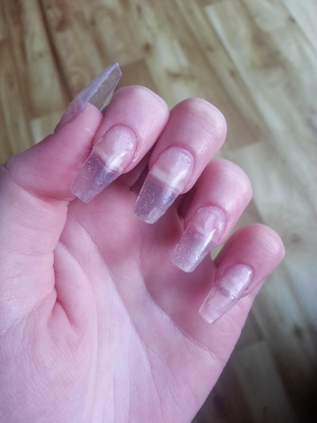 DIY Acrylic Nails   ManiMonay - Fake Nails & Mascara - Irish Beauty ...