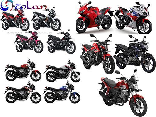 Gambar Harga Motor Honda Spor