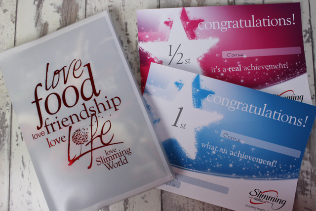 A picture of the healthy files slimming world update