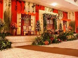 dekorasi pernikahan sederhana tapi elegan