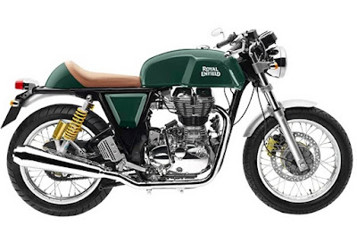 Royal Enfield Continental GT green image