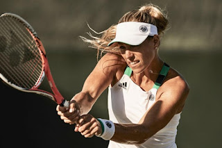 Photos: Angelique Kerber adidas French Open 2017 Outfit