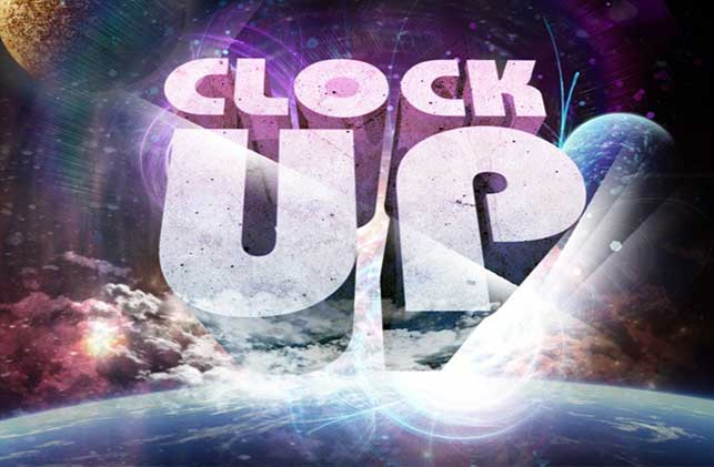 "Create a ""Clock Up"" Wallpaper in Photoshop @ Webdesignerpad"