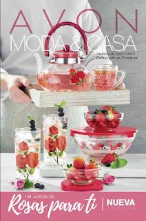 Catalogo Avon Moda y Casa Campaña 08 Mayo 2019