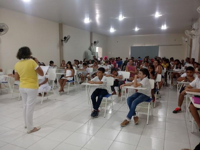 São João do Sabugi: Projeto de Leitura em escola estadual movimenta a comunidade e dá protagonismo aos estudantes