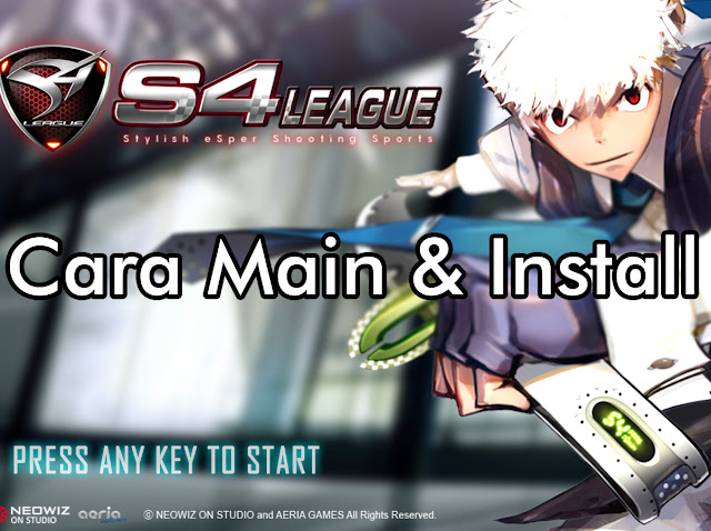 Cara Main & Install S4 League 2018 Indonesia