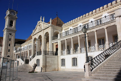 Университет Коимбры, Португалия