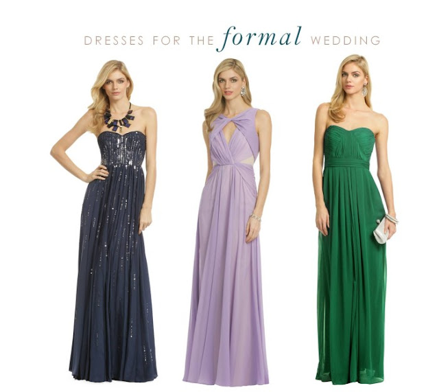 What To Wear At A Formal Wedding