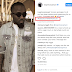 Ice Prince shows support for tithing