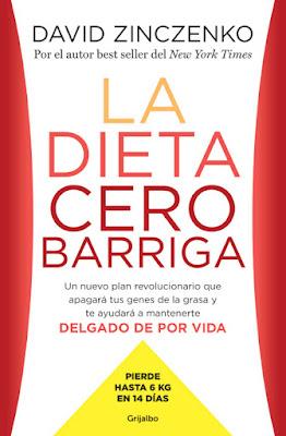 LIBRO - La dieta cero barriga David Zinczenko (Grijalbo - 19 Mayo 2016) AUTOAYUDA | Edición papel & digital ebook kindle Comprar en Amazon España