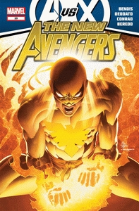 Cover of New Avengers 25 eBook Comic