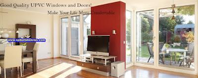 upvc windows and door designs