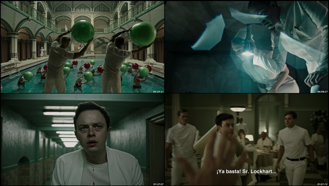 A Cure for Wellness 2016