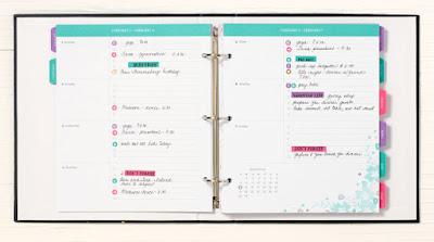 See Close To My Heart's blog about this beautiful planner.